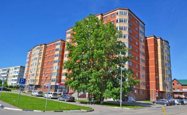 1 ком. квартира в центре Волоколамска в ЖК